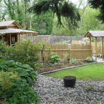 Jardin de La Grenouillère - 78690 Les Essarts Le Roi