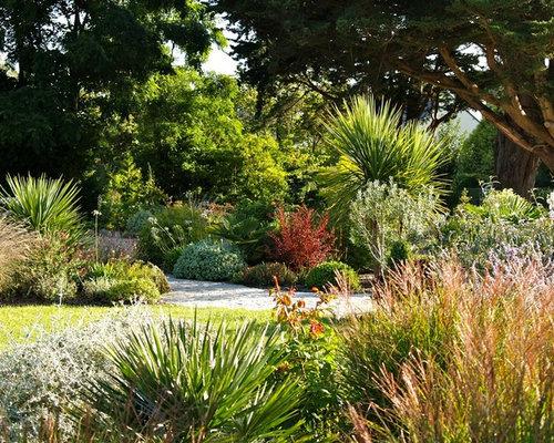 Coastal Garden Houzz