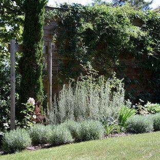 Mediterraner Garten in Lyon - Ideen für die Gartengestaltung