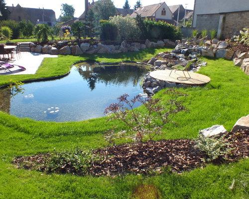 Ext rieur photos et id es d co d 39 ext rieurs - Modele jardin contemporain ...