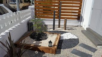 Jardin  zen Nimes