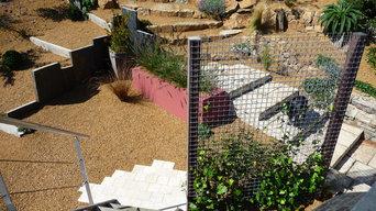 Jardins contemporains