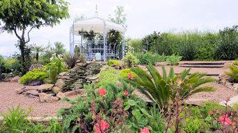 jardins/ piscine