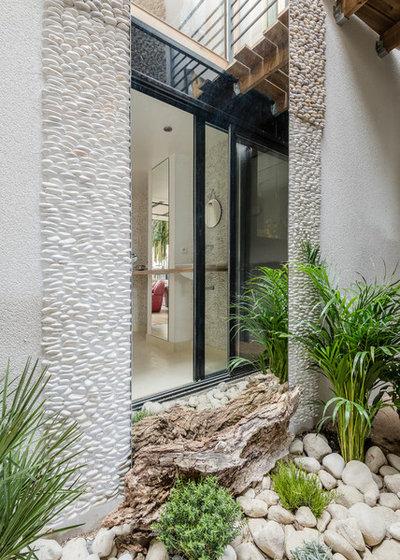Contemporain Jardin by Stanislas Ledoux