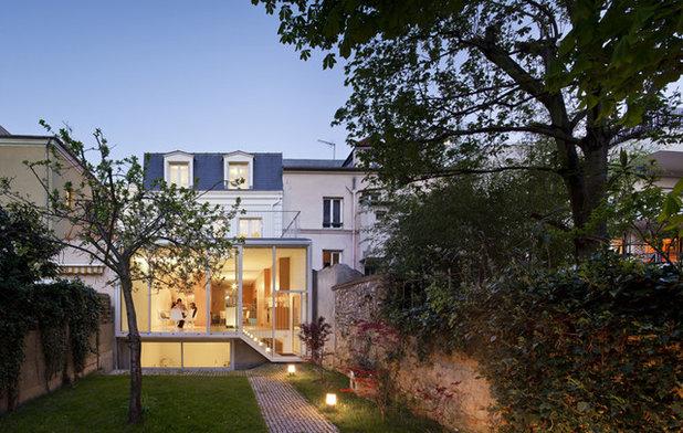 Contemporary Garden by Atelier Zündel Cristea