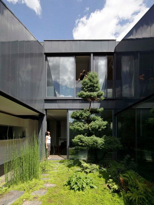 Maison yume for Modele de jardin moderne