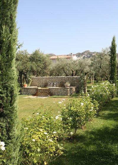 Méditerranéen Jardin by Thomas Gentilini