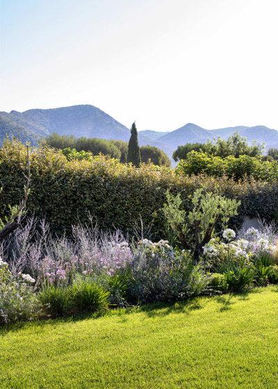 Contemporain Jardin by Agence MORVANT & MOINGEON Paysagistes Concepteurs