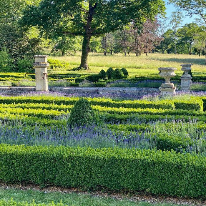 Nos realisations des jardins structuréés