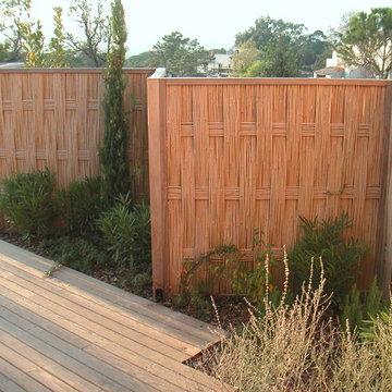 Panneau en bambou AMIDA