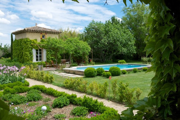 Un giardino da sogno in francia for Giardini francesi