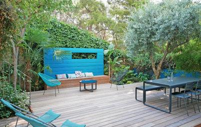 10 astuces pour s'approprier un petit jardin