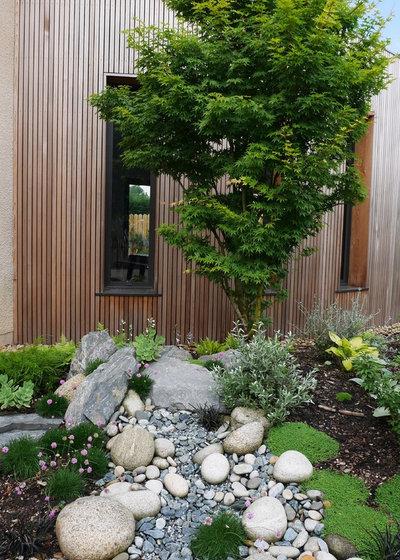Современный Сад by T.O l'Atelier des Jardins