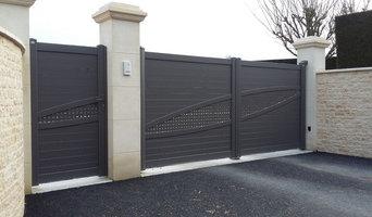 Portail design GYT gamme Palace