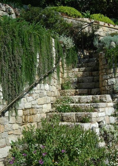 8 elements of mediterranean garden style for Mediterranean garden