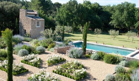 Visite Privée : Un jardin provençal empreint d'histoire