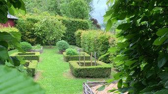 Quelques réalisations de jardins