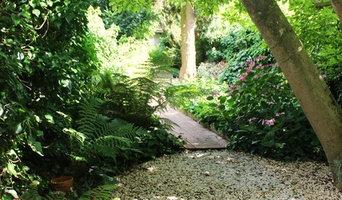 remodelage d'un jardin d'ombre
