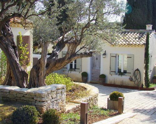 Jardin Classique De Taille Moyenne Photos Et Id Es D Co