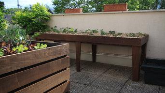 Terrasse à Angers