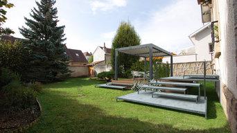 Terrasse sur Dijon