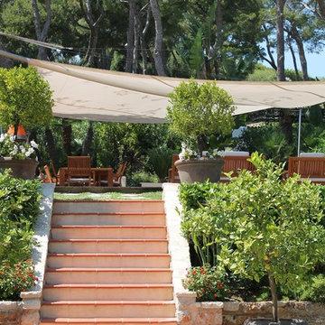 Toiles Solaires Jardins
