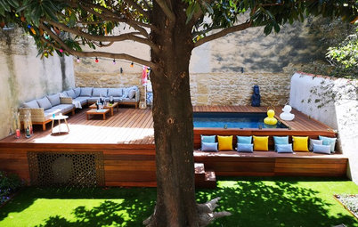 Décryptage : 3 mini-piscines pour petit jardin urbain