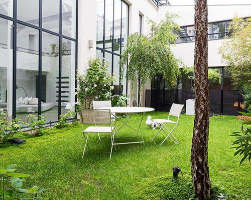 Jardin photos et id es d co de jardins - Petit jardin idee deco metz ...