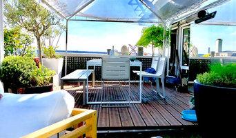 vegetalisation toit terrasse paris 16