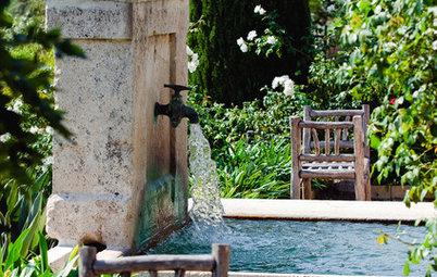 10 Fontane per Trasformare il Tuo Giardino in un'Oasi