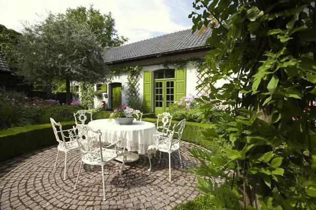 Suivez le guide le jardin romantique de dina - La fascinante maison de verre h house aux pays bas ...