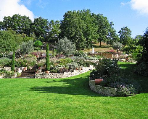 Tr s grand ext rieur de luxe photos et id es d co d for Plantes et jardins avis