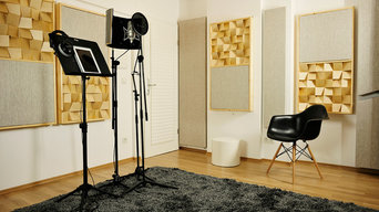 AIko Rohd recording Studio in Berlin