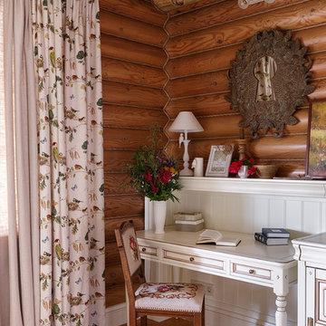 Деревянный дом в Одинцово