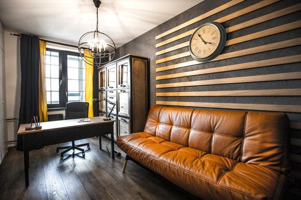Лофт Кабинет by Студия дизайна Four rooms
