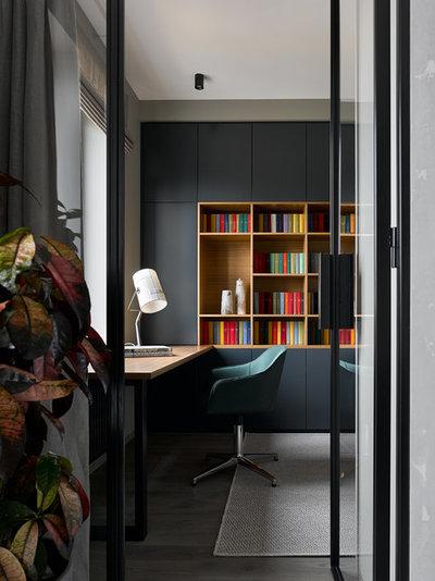Современный Кабинет by Aiya Design | Айя Лисова