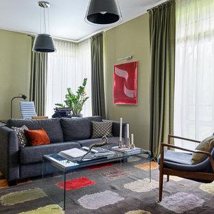 Неиссякаемый источник вдохновения для домашнего уюта: кабинет в современном стиле
