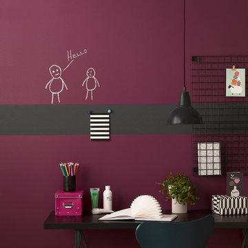 Краски Tikkurila для рабочих мест