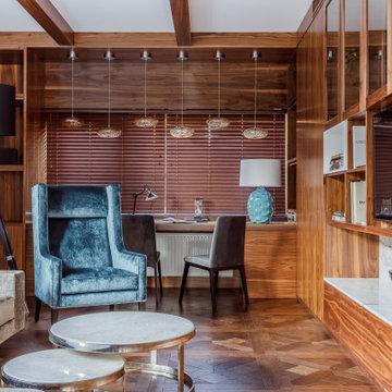 Личный кабинет дом