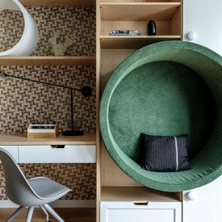 Стильный дизайн: кабинет в современном стиле - последний тренд
