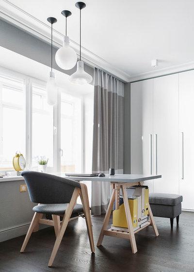 Contemporain Bureau à domicile by Yuri Grishko
