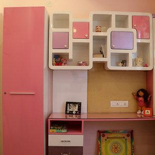 Modernes Kinderzimmer in Kalkutta