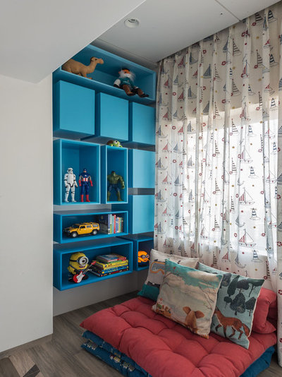 Contemporary Kids by ns*a Architecture and Interiors