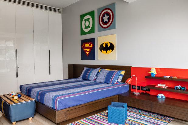 Contemporary Kids by Rakeshh Jeswaani Interior Architects