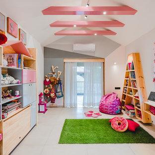 Exempel på ett asiatiskt barnrum
