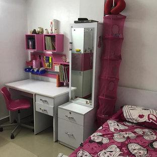 Idéer för ett asiatiskt barnrum