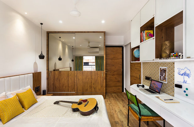 Contemporary Kids by +V Architects