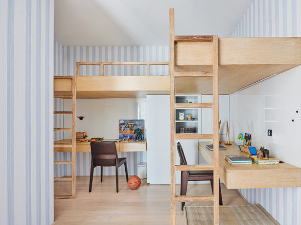 Modern Kinderzimmer by Studio Wodehouse