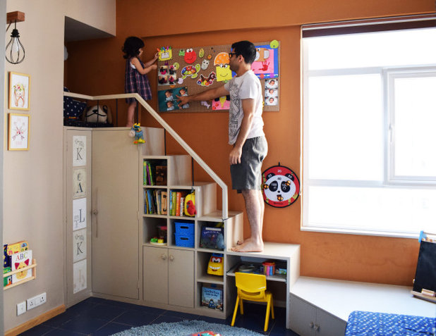 Contemporary Kids by Layers Studios for Design & Architecture