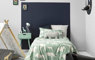 11 New Ways to Get Creative on Kids' Room Walls